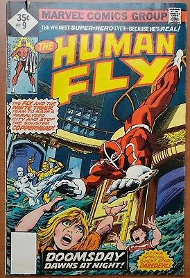 The Human Fly #9 (May 1978, Marvel)