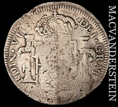 Mexico (War Of Independence): 1811 Zacatecas Eight Reales- No Reserve !!  #h4703