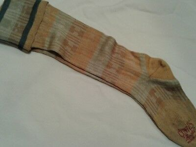 Antique RANDOLPH CUTIES SPORTS Hosiery Anklet Sock CHILDREN'S Memorabilia USA
