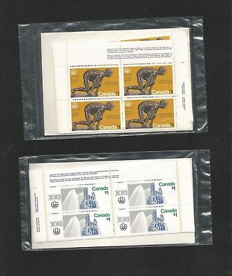 Cn13) Canada-$145 Face Value 2001-2006. Many Ss, Booklets