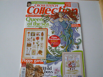 Cross Stitch Collection issue 157...Queen of the sea