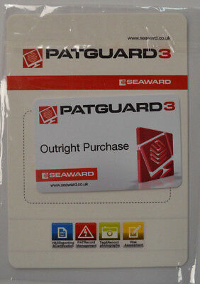 Seaward PATGuard 3 Software Outright/ Unlimited Licence 400A917 (dep2)
