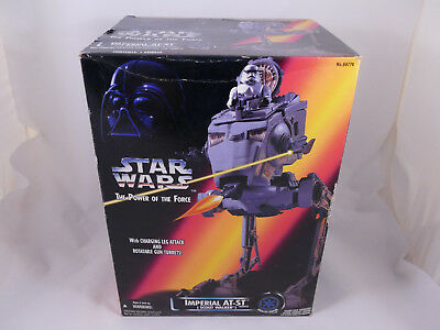 Star Wars Potf2 Imperial At-St Scout Walker Misb