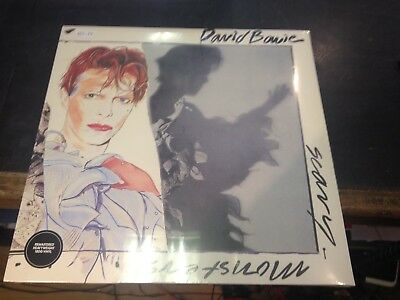David Bowie - Scary Monsters Lp New Mint Sealed 2018