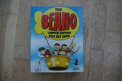 The Beano Limited Edition Box Set 2005 BN1004