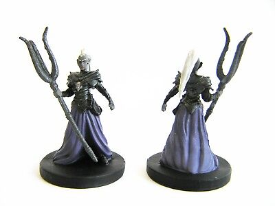 D&D Icons of the Realms - #006 Drow Elite Warrior - Monster Menagerie II
