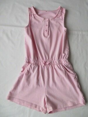 george girls playsuit age 7-8 years