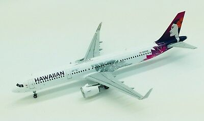 Gemini Jets 1/200 Hawaiian Airlines Airbus A321 neo N202HA die cast metal model
