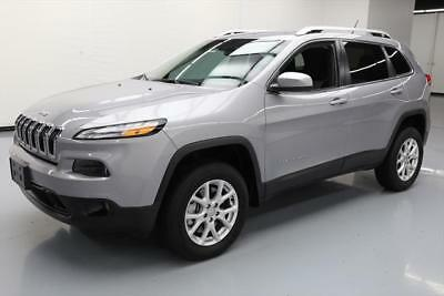 2014 Jeep Cherokee Altitude Sport Utility 4-Door 2014 JEEP CHEROKEE LATITUDE 4X4 BLUETOOTH ALLOYS 22K MI #243623 Texas Direct