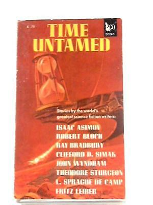 Time Untamed Isaac Asimov 1972 Book 98544