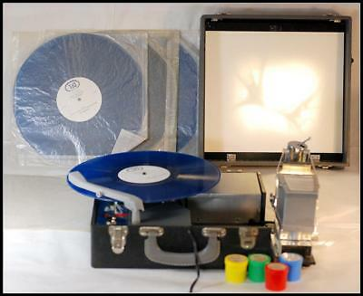 Vintage Model 61 Picturephone by McClure Projectors Inc. Phonograph & Projector