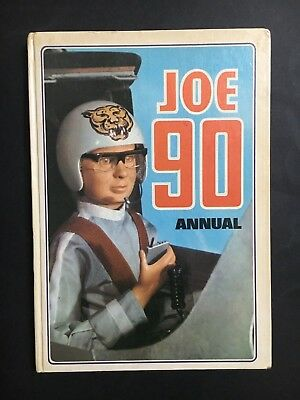 Joe 90 T.v Annual From 1969, 93 Pages