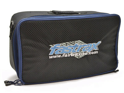 Fastrax 1/10th Car Carry Bag with Tool Layer #FAST687