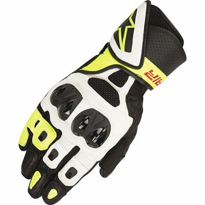 Alpinestars SP Air Vented Leather/Textile Gloves Motorcycle Race Gloves