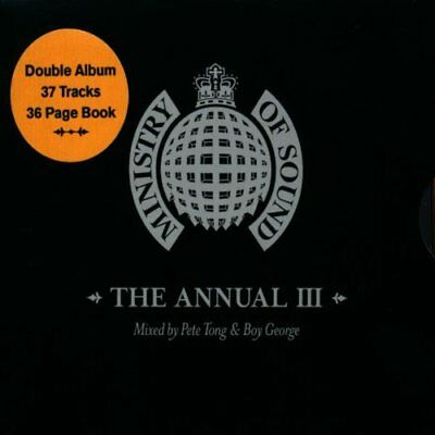 Ministry Of Sound - The Annual, Vol. 3 (2 X CD)