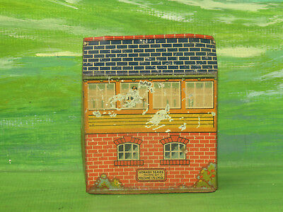 Hornby Series O gauge Signal box low relief