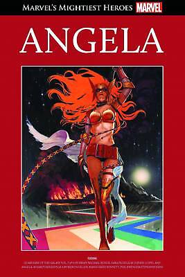 "Marvel's Mightiest Heroes #109 ""angela"" Hardcover"