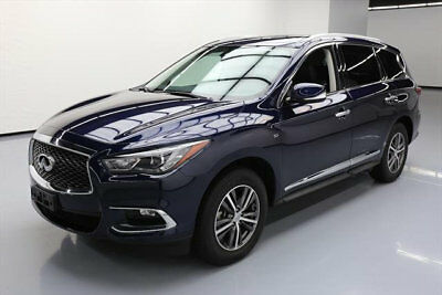 2017 Infiniti QX60 Base Sport Utility 4-Door 2017 INFINITI QX60 AWD 7-PASS PANO REAR CAM 18K MILES #543124 Texas Direct Auto