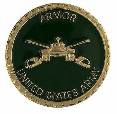 US Army - Armor Branch - Challenge Coin - NEW!