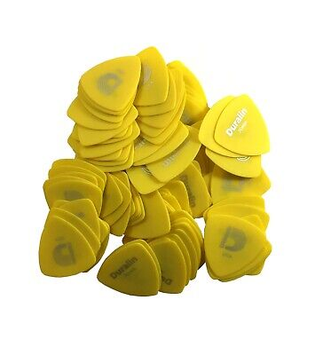 D'Addario - Planet Waves Guitar Picks  100 Pack  Duralin Wide  Medium Yellow