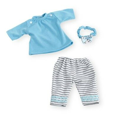 You & Me Playtime Outfit for 12-14 Inch Doll-Smock Top Set