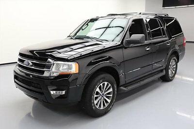 2017 Ford Expedition EL King Ranch Sport Utility 4-Door 2017 FORD EXPEDITION XL ECOBOOST SUNROOF REAR CAM 30K #A61280 Texas Direct Auto