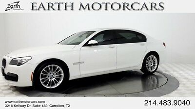 2015 BMW 7-Series Base Sedan 4-Door 2015 BMW 7 Series 740Li xDrive, M-SPORT, 1 OWNER, $95K NEW