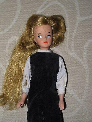 2nd Issue American Character Palitoy Tressy Doll In Original Dress- EXC COND !!