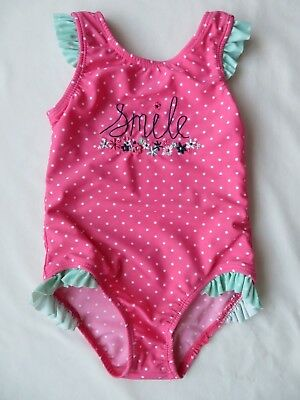 yd girls swimsuit age 18-24 months