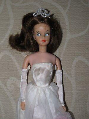 2nd Issue American Character Palitoy Tressy Doll In Original Outfit- EXC COND !