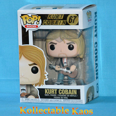 Nirvana - Kurt Cobain MTV Unplugged Pop! Vinyl Figure #67 (RS)