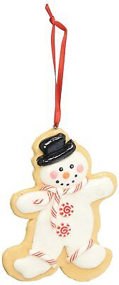 Cookie Cutter Snowman Ornament ~ Department 56 ~ 4058036 ~ New
