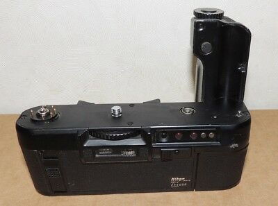 Nikon Md-3 Motor Drive No Battery Pack For F2