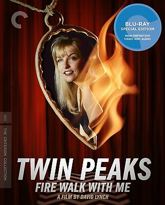 Twin Peaks - Fire Walk With Me Blu-ray the criterion collection