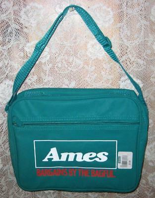 AMES DEPARTMENT STORE Lunch Bag Tote Bargains By The Bagful NEW NEVER U