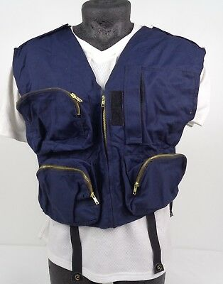 Deenside Flame Resistant First Aid Medic Paramedic Chest Equipment Vest H4 SB84
