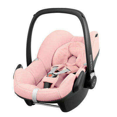 Maxi-Cosi Pebble baby car seat Grp0+ in Miami Pink 2016 A Graded RRP£165