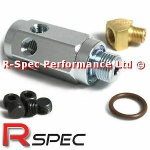 Oil Pressure Gauge Adaptor For Gen 2 Mini Cooper S R56