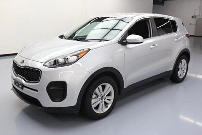 2018 Kia Sportage LX Sport Utility 4-Door 2018 KIA SPORTAGE LX CRUISE CTRL REAR CAM ALLOYS 16K MI #314297 Texas Direct