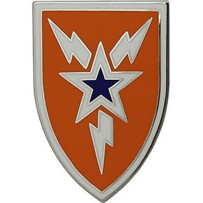 Made in USA Army Combat Service ID Identification Badge 1st Aviation Brigade