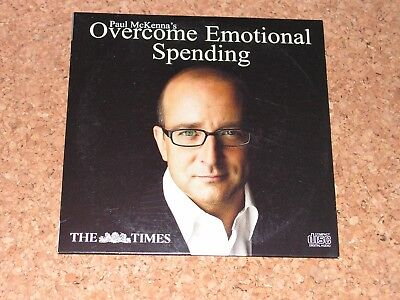 Paul McKenna's Overcome Emotional Spending CD The Times