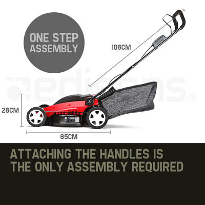 Lawn Mower Cordless Lawnmower Lithium Battery Powered Electric