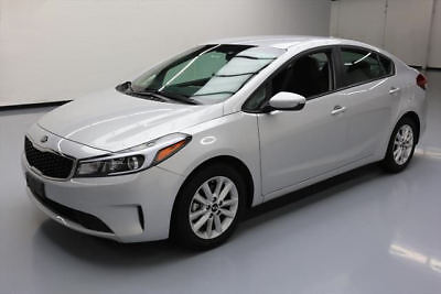 2017 Kia Forte  2017 KIA FORTE S CD PLAYER BLUETOOTH ALLOY WHEELS 31K #003040 Texas Direct Auto