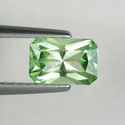 1.01 ct  World's  Utmost Rarity NATURAL GREEN KONERUPINE  AIGS Certified # 3603