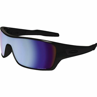 Black/Prizm Deep Water Oakley Turbine Rotor Prizm Deep Water Polarized Sunglasse