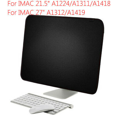 PU Computer Screen Cover Sleeve Dust Cover Protective Dust For iMac 21.5'' 27''
