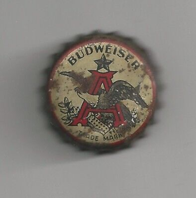 Pre-pro Budweiser Bottle Cap - St. Louis, MO - Used