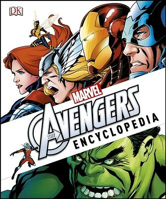 Marvel's The Avengers Encyclopedia (Hardcover), 9780241183717