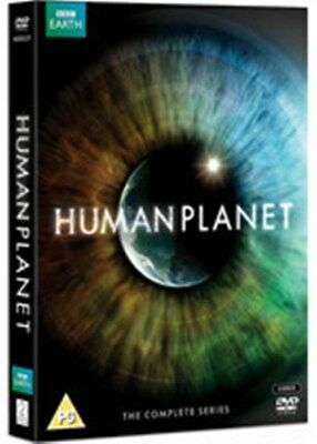 Human Planet BBC Complete Series New DVD Region 4