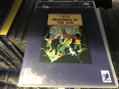 Herge The Adventures Of TinTin - Prisoners Of The Sun / The Seven Crystal Balls